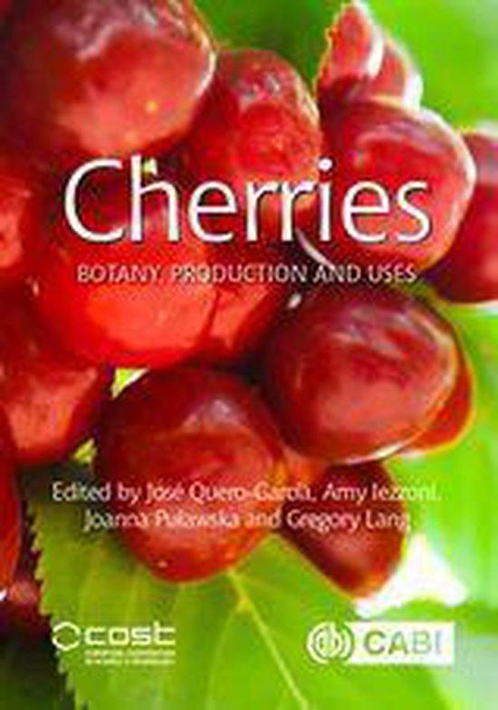 Boek cover Cherries van Marlene Ayala (Onbekend)