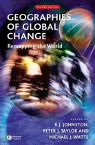 Omslag Geographies of Global Change