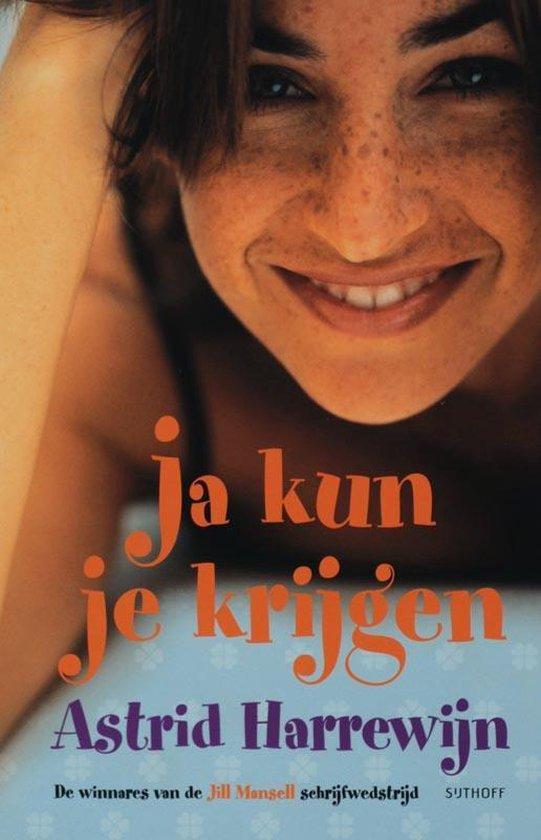 Ja kun je krijgen - Astrid Harrewijn | Readingchampions.org.uk