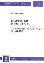 Semiotik Und Phraseologie