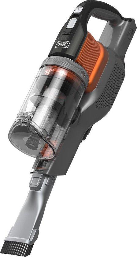 BLACK+DECKER BHFEV182B-QW Powerseries Extreme Steelstofzuiger - 18V - zonder accu en lader