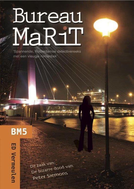 Bureau Marit 5 - De bizarre dood van Peter Siemons
