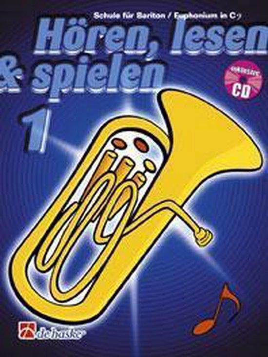 Bariton / Euphonium in C Horen, lesen & spielen - J.J.P. Kastelein   Fthsonline.com