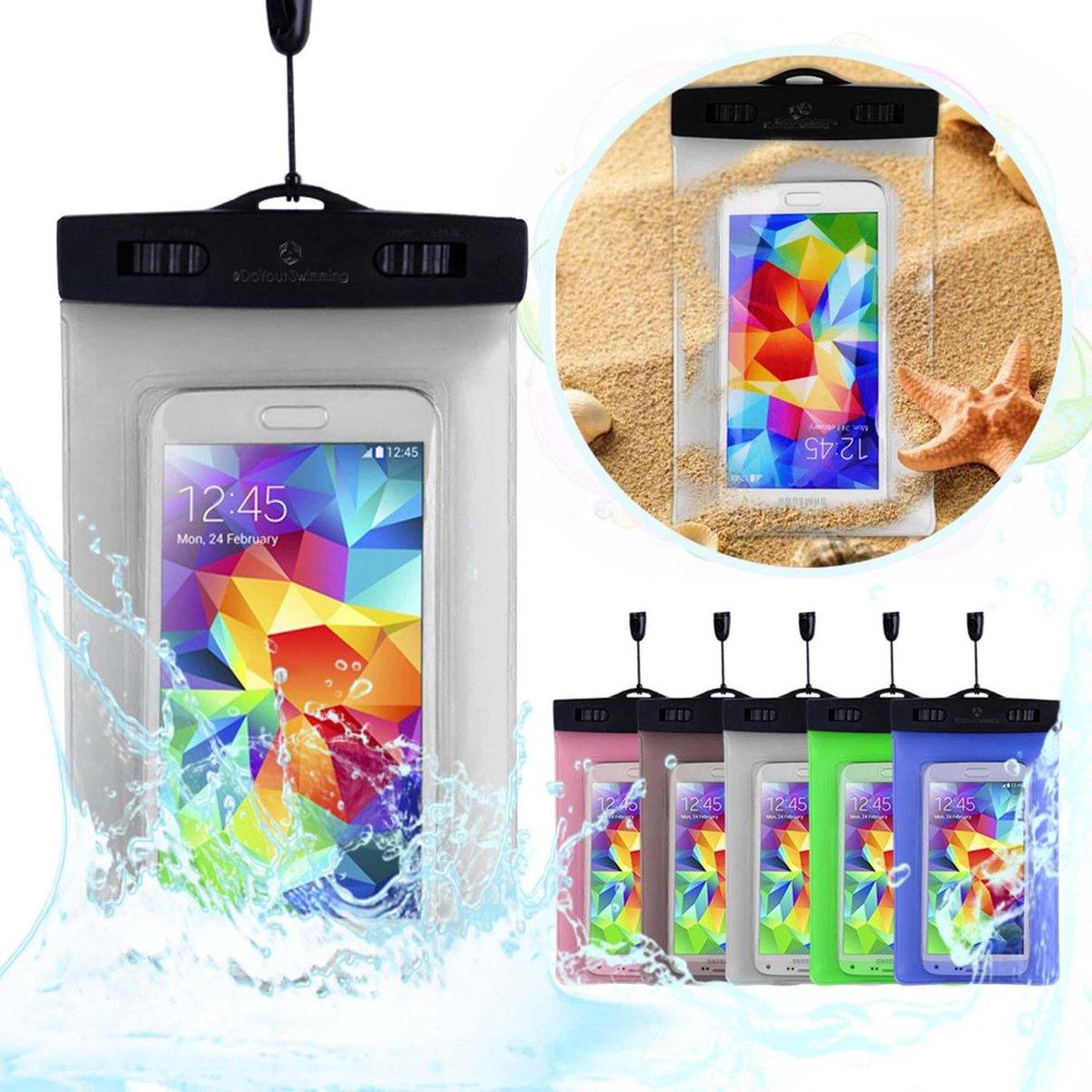 #DoYourSwimming - Beschermhoes voor mobiele telefoons & tablet 4,7