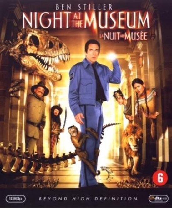 Night At The Museum (Blu-ray) - Movie