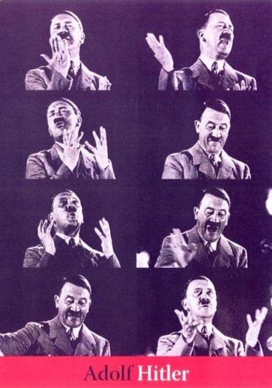 Cover van de film 'Adolf Hitler'