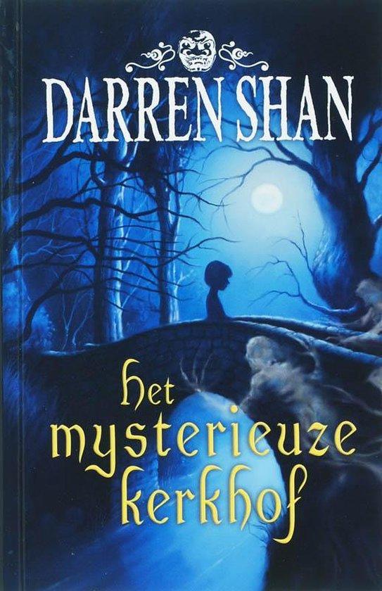 Het Mysterieuze Kerkhof - D. Shan |