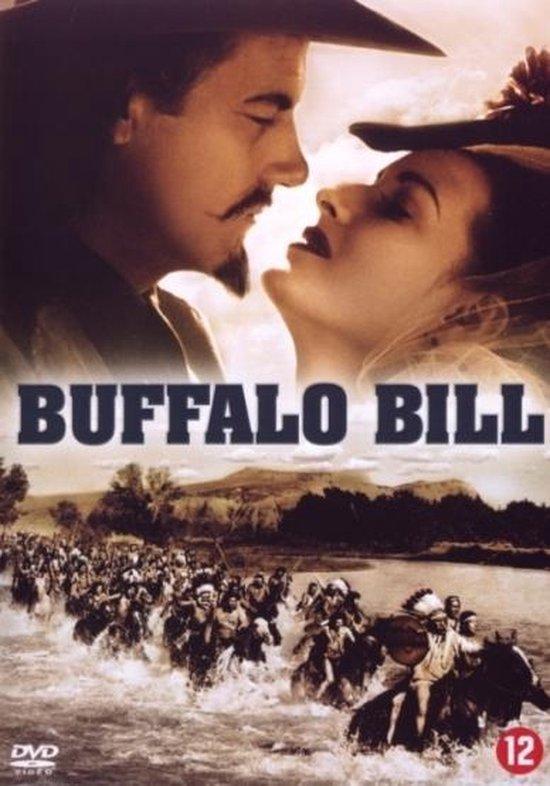 Cover van de film 'Buffalo Bill'