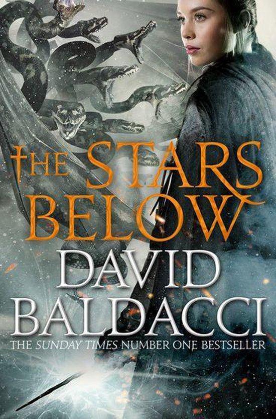 Omslag van The Stars Below