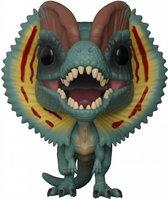 Funko Pop! Jurassic Park Dilophosaurus - #550 Verzamelfiguur