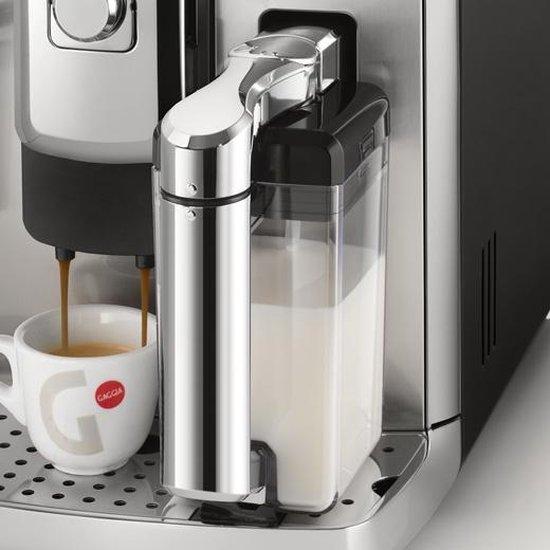 Gaggia Accademia Volautomaat espressomachine Zilver