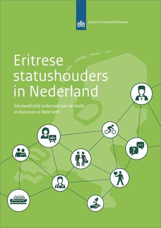 SCP-publicatie 2018-26 - Eritrese statushouders in Nederland - Leen Sterckx |
