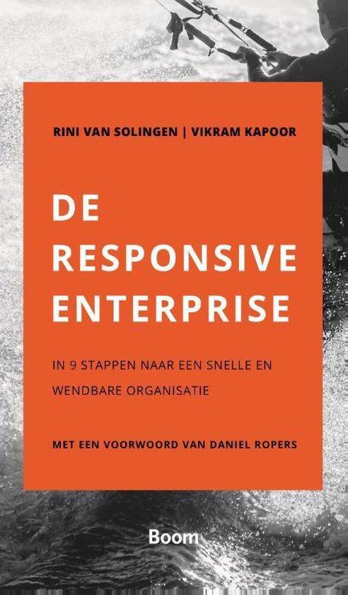 De responsive enterprise - Rini van Solingen |