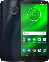Motorola Moto G6 Plus - 64GB - Dual Sim - Deep Indigo (blauw)