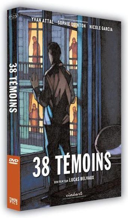 Cover van de film '38 Temoins'