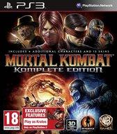Mortal Kombat: Complete Edition - PS3