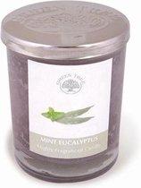Geurkaars Mint Eucalyptus 200 gram