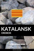 Katalansk ordbok: En ämnesbaserad metod