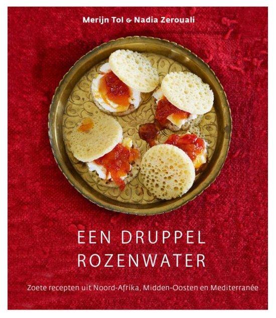 Boek cover Een druppel rozenwater van Nadia Zerouali (Hardcover)