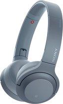 Sony h.ear WH-H800 - Draadloze on-ear koptelefoon - Blauw
