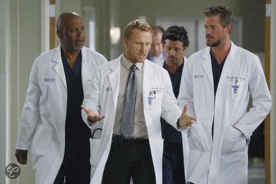 Grey's Anatomy - Seizoen 8 - Tv Series