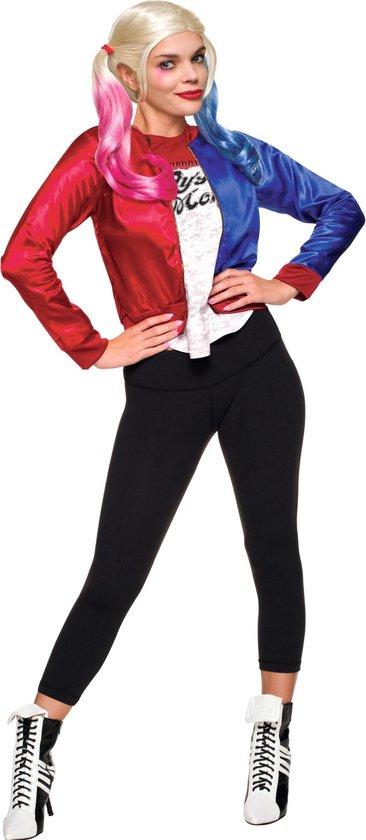 RUBIES FRANCE - Harley Quinn Suicide Squad vest en t-shirt voor volwassenen - Medium - Volwassenen kostuums