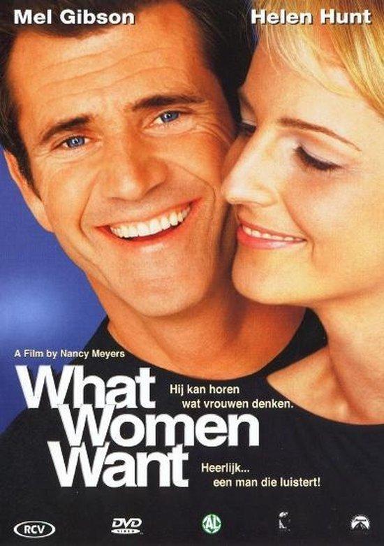 Cover van de film 'What Women Want'
