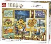 Afbeelding van Puzzel 1000 Stukjes VINCENT VAN GOGH