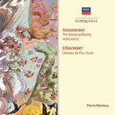 Tchaikovsky: Sleeping Beauty Stravinsky: Firebird