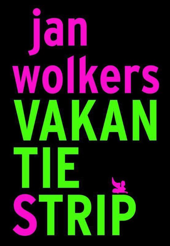 Vakantiestrip - Jan Wolkers |