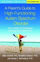 Omslag A Parent's Guide to High-Functioning Autism Spectrum Disorder