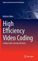 High Efficiency Video Coding
