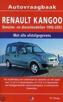 Renault Kangoo benzine/diesel 1998-2003