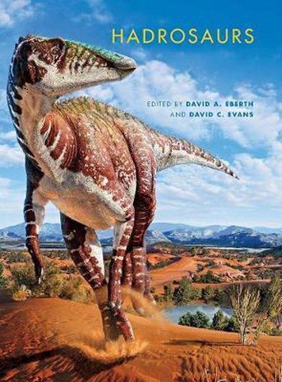 Boek cover Hadrosaurs van David A. Eberth (Hardcover)