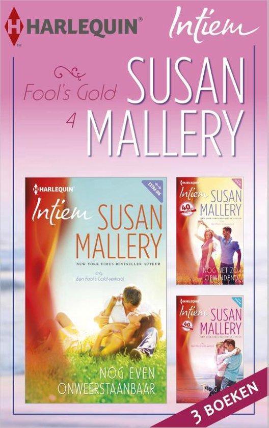 Fool's Gold 4, 3-in-1 - eBundel - Susan Mallery |