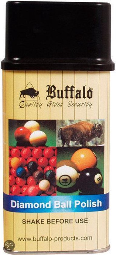 Buffalo Diamond Ball Polish