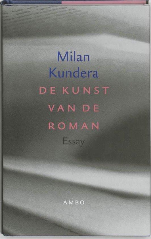 De kunst van de roman - Milan Kundera | Fthsonline.com