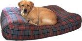 Dog's Companion Hondenkussen - M - 90 x 70 cm - Scottish grey