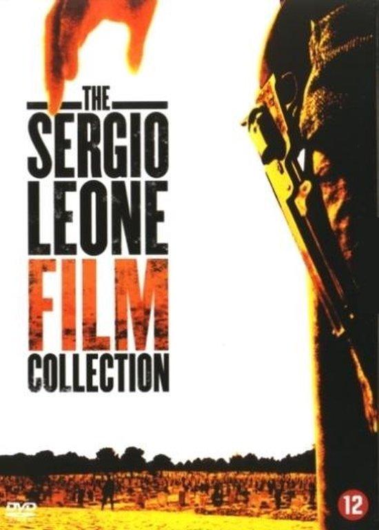 Cover van de film 'Sergio Leone Film Collection'