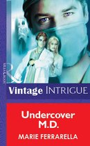 Omslag Undercover M.d. (Mills & Boon Vintage Intrigue)