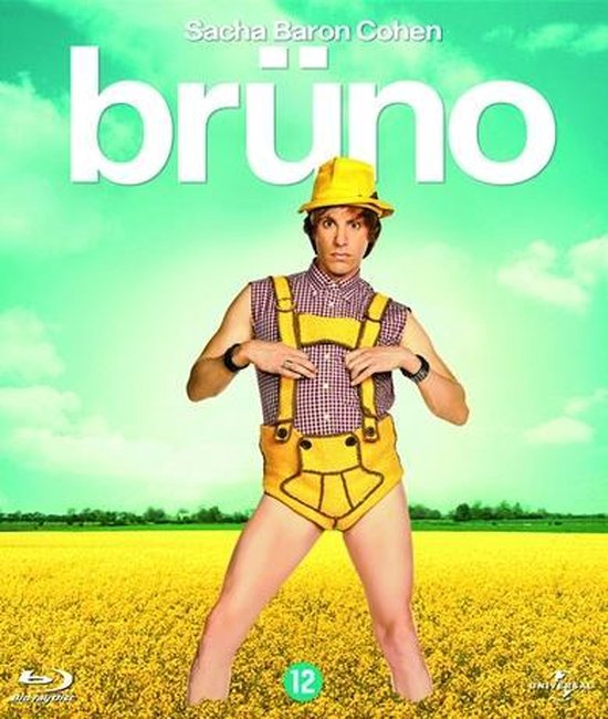 Cover van de film 'Bruno'
