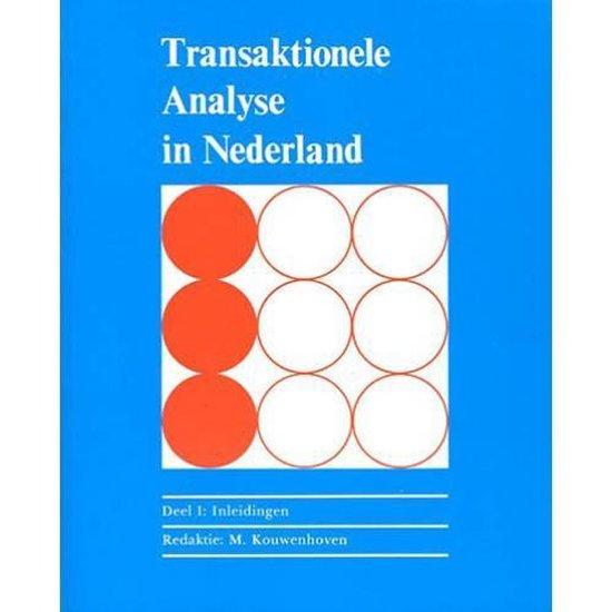 1 Transaktionele analyse in Nederland - Maarten Kouwenhoven |
