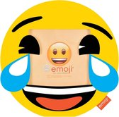 Innova Home Emoji Fotolijst - fotomaat 10x10 cm - Smiley crying with laughter