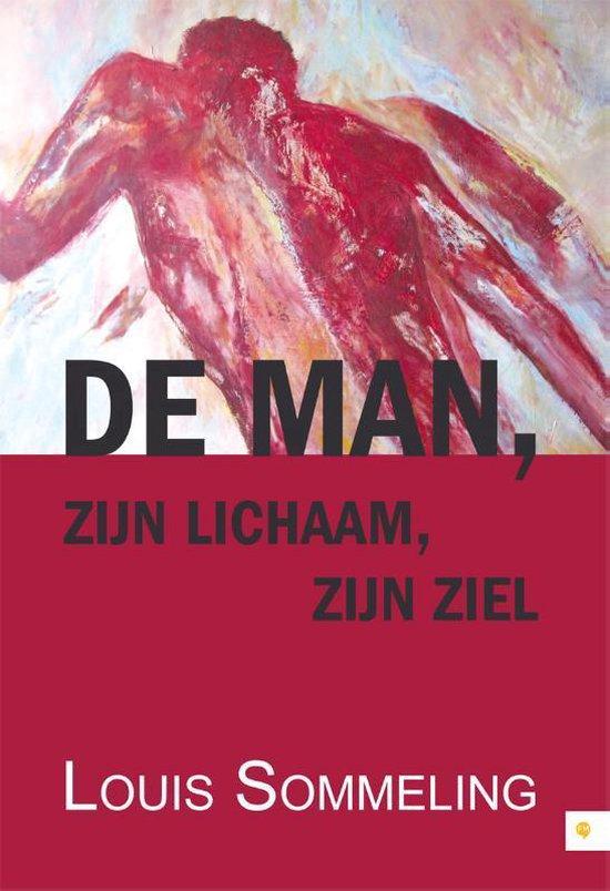 Cover van het boek 'De man, zijn lichaam, zijn ziel' van Louis Sommeling