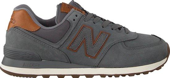 New Balance Heren Sneakers 738041-60 - Grijs - Maat 45+