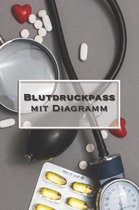 Blutdruckpass Mit Diagramm