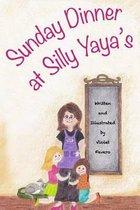 Boek cover Sunday Dinner at Silly Yayas van Violet M Favero