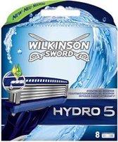 Wilkinson Sword Hydro 5 Scheermesjes Navulling - 8 stuks
