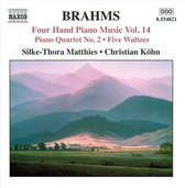Brahms:Four-Hand Piano Music14