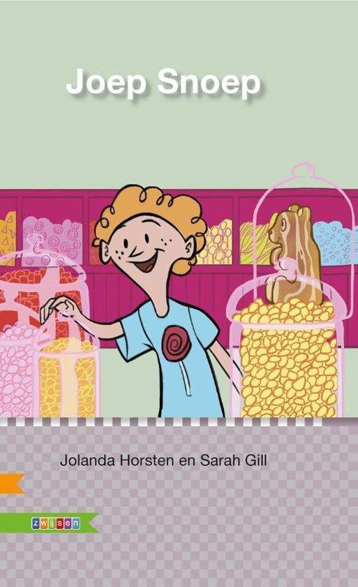 Veilig leren lezen - Joep Snoep AVI E4 - Jolanda Horsten |